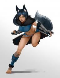 comiwolf