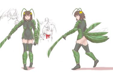 monster - Anonymoose Saga minte profile 1 - 10