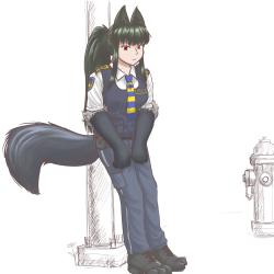 monster - Anubis Police uniform 1 - 11