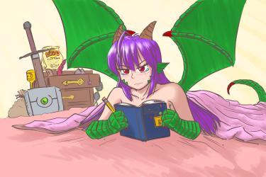 monster - Elle reading diary 1 - 7