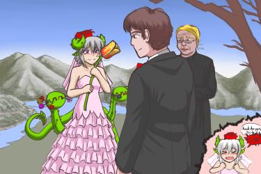 monster -  Trish bride 1 - 11