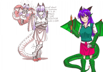 monster - dragon bully cast 1 - 8