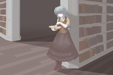 monster - lich quest Elisabeth