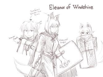monster - werewolf knight 1 - 4